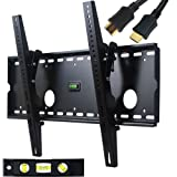 VideoSecu Mounts Black Tilting TV