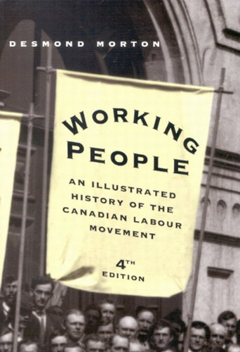 the history of the canadian labor movement history essay 2018-10-7 canada's labour movement has a long history of improving workers' everyday lives we fought for and won many of the rights enjoyed by all workers today – minimum wages, overtime pay, workplace safety standards, maternity and parental leave, vacation pay, and protection from discrimination and harassment.