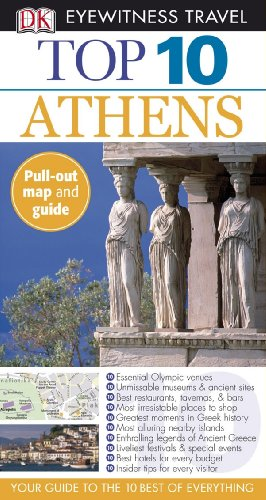 DK Eyewitness Travel Guide to Athens Top 10