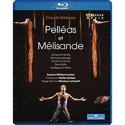 Debussy: Pelleas et Melisande (Blu Ray) [Blu-ray]