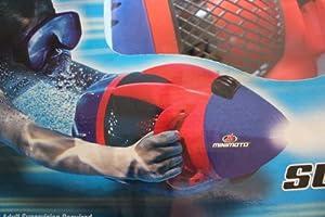 Minimoto: Stingray Submersible Cruiser