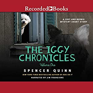 The Iggy Chronicles, Volume One Audiobook