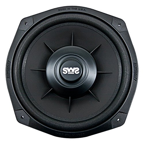 Earthquake Sound SWS-8X Shallow Woofer System Series Single 4 Ohm 600 Watt 8