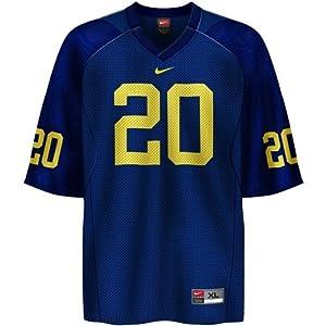 Amazon Com Michigan Football Jersey Nike Youth Large Sports Fan