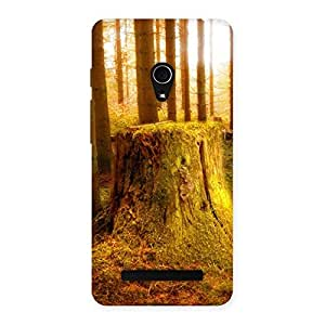 Tree Trunk Print Back Case Cover for Zenfone 5