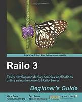 Railo 3 Beginner's Guide Front Cover