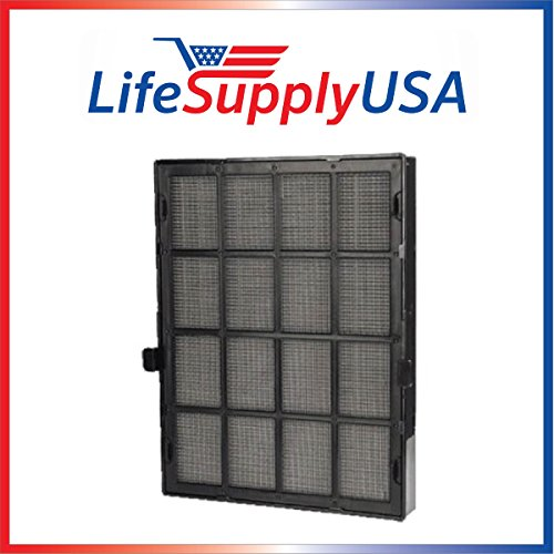 True HEPA Replacement Filter Designed To Fit Winix 114190 Size 21 by Vacuum Savings