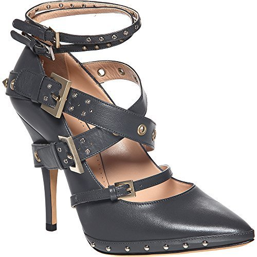 bally-femmes-emaille-talons-pointus-gris-clair-femme-40-eu