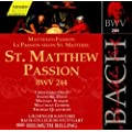 Edition Bachakademie Vol. 74 (Matth�us-Passion)