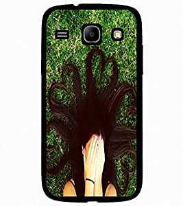 ColourCraft Creative Image Design Back Case Cover for SAMSUNG GALAXY CORE I8262 / I8260