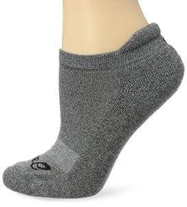 Buy ASICS Ladies Cushion Low Cut Socks (3-Pack) by ASICS