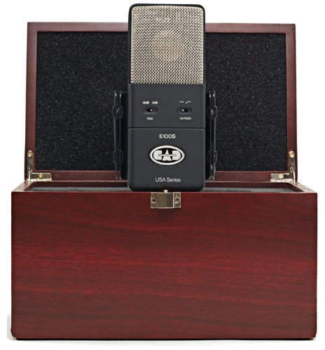 CAD E100S Condenser Microphone review