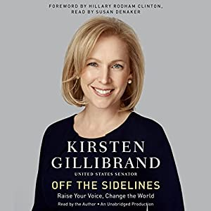 Off the Sidelines Audiobook