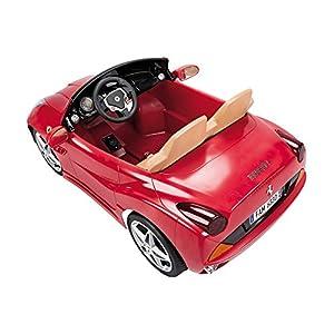 Feber Kids Play Vehicles Ferrari California 12v Car