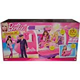Barbie Glamour Jet - Pink