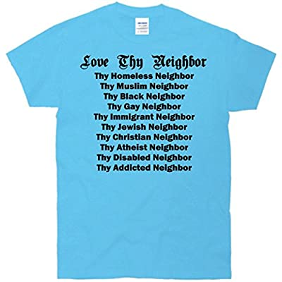 Love Thy Neighbor Equals T-Shirt