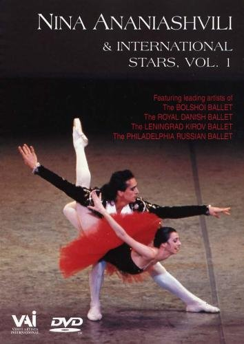 Nina Ananiashvili and International Stars Vol. 1 [1991] (NTSC) [DVD] [US Import]