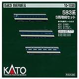 Nゲージ 10-1239 583系 3両増結セット