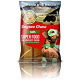 Dogsee Chew Dog Treats, Dental Bars For Bulldogs And Boxers, 100% Natural, Yak Milk Chews (100g)