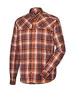 Salewa Camisa Hombre Fanes Flannel Pl M L/S Srt (Multicolor)