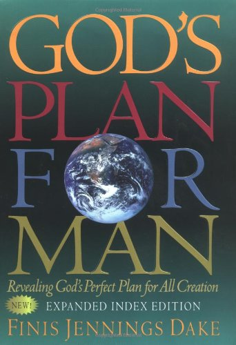 God's Plan for Man:  Contained in Fifty-Two Lessons, One for Each Week of the Year PDF