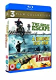 The Great Escape / A Bridge Too Far / Battle of Britain Triple Pack [Blu-ray] [1963]