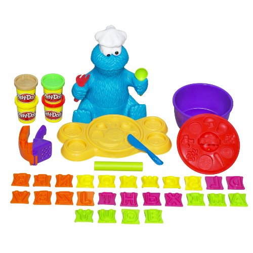 Play-Doh Cookie Monster Letter Lunch (653569554790) $19.99