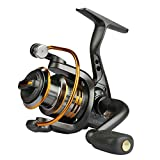 Goture Spinning Carp Fishing Reel Metal Spool 6bb for Freshwater Saltwater 500 1000 2000 3000 4000 5000 6000 Series
