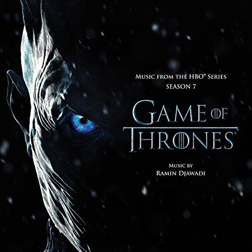CD : Ramin Djawadi - Game Of Thrones: Season 7 (music From The Hbo Series)