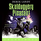 Skulduggery Pleasant | Derek Landy