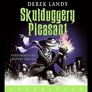 Skulduggery Pleasant | [Derek Landy]