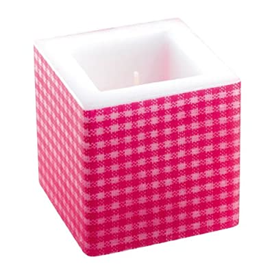 Amscan International 8 Cm Cube Candle Purple from Amscan International
