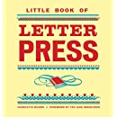 Little Book of Letterpress (Little Book Of... (Chronicle Books))