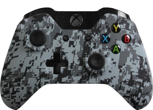 Special Edition Urban Camo Custom Xbox One Controller