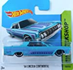 Hot Wheels 2014 HW Workshop '64 LINCO...
