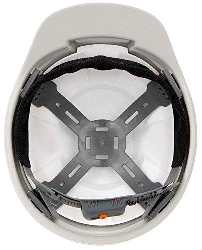 国家検定品 ヘルメット アメリカンタイプ SS-100型AJZ(発泡スチロール入) ホワイト FS-100AJ