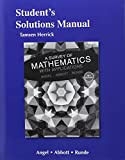 img - for Student's Solutions Manual for A Survey of Mathematics with Applications book / textbook / text book