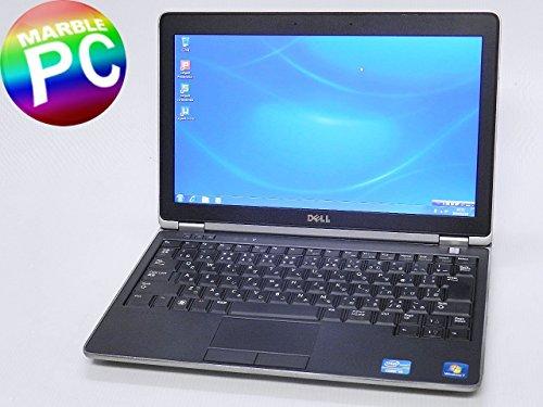 中古パソコン DELL LATITUDE E6220 Windows7-Pro 64Bit<BR>液晶12.5型HD Core i5-2.5GHz MEM4G SSD120GB KingSoft Officeインストール済み【中古】【中古ノートパソコン】