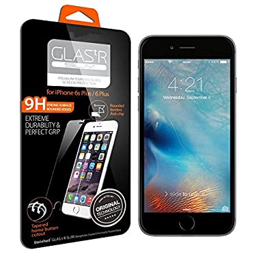 (2 Pack) Iphone 5s Screen Protector, J2cc [Ultra-Crystal] Premium High Definition Shockproof Clear Tempered Glass Screen Protector 2.5d Curved Edge for Iphone 5 / 5s / 5c