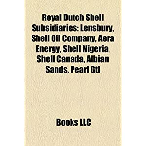Royal Dutch Shell Subsidiaries | RM.