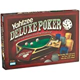 Yahtzee Deluxe Poker Game by Parker Brothers