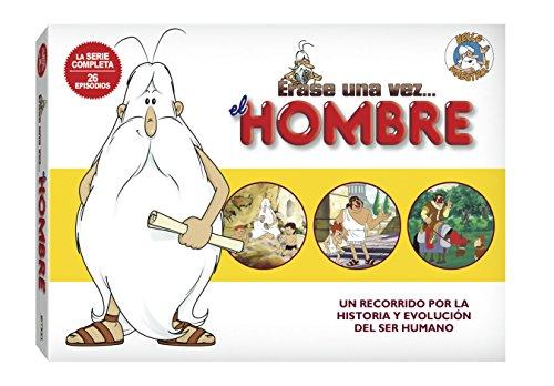 Érase Una Vez El Hombre (Import Dvd) (2013) Personajes Animados; Albert Bar