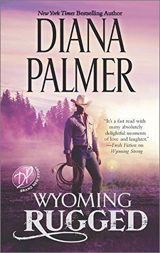 Wyoming Rugged (Wyoming Men, #5)
