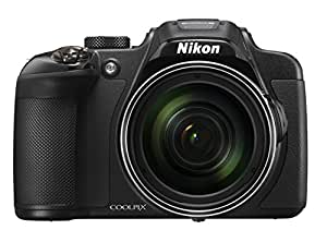 Nikon デジタルカメラ COOLPIX P610 光学60倍 1600万画素 ブラック P610BK