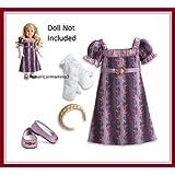 American Girl Caroline - Caroline's Holiday Gown