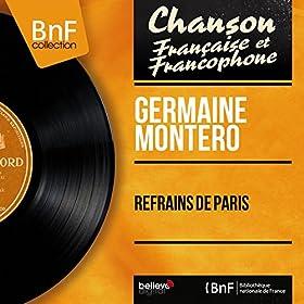 Refrains de Paris (feat. Philippe-G�rard et son orchestre) [Mono Version]