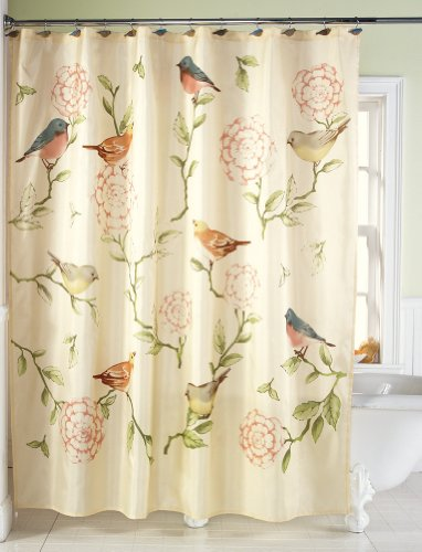 Floral Shower Curtains For Spring Bed Bath And More