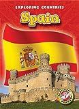 Spain (Paperback) (Blastoff! Readers: Exploring Countries)