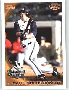 2010 Topps Pro Debut Baseball Card # 245 Paul Goldschmidt - Missoula Osprey - MiLB... by Topps