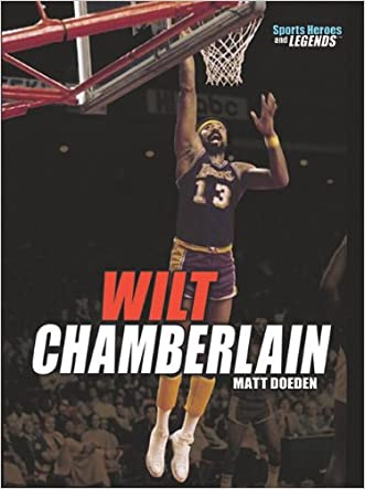 Wilt Chamberlain (Sports Heroes & Legends)